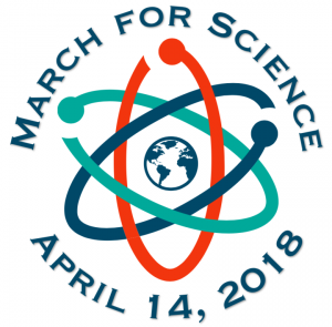 March for Science rund 300x295