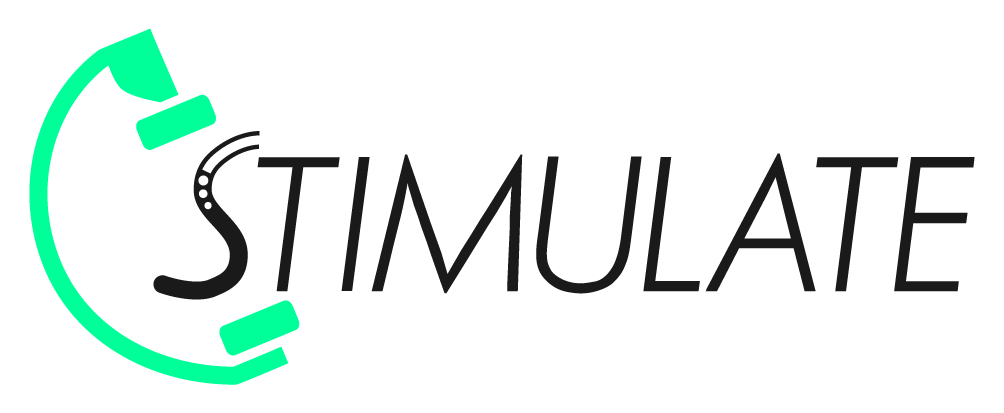 stimulate logo cmyk 80mm
